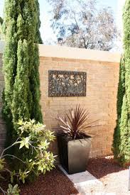 Lawn & Garden:Impressive Garden Wall Art From Cast Iron Attractive Garden  Art Decorating Ideas