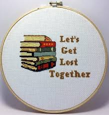 Cross Stitch Pattern Books