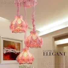 lighting for girls room. Kids Rooms, Lovely 3 Lights Girls Room Fabric Pendant  Hanging Light Fixtures Lighting For Girls Room L