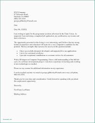 37 Covering Letter Format Job Application Doc Sample Resume