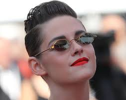 copy kristen stewart s cannes look with tiny round sungles ogiggles