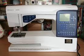 Husqvarna 850 Sewing Machine