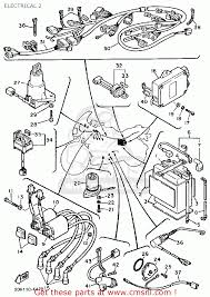 yamaha fj1100 1985 usa electrical 2 schematic partsfiche electrical 2 schematic