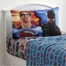 dawn of justice batman superman twin sheet set