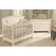 Charlotte Convertible Grow with Me Crib in Antique White