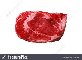 raw ribeye steak.  Raw Meat Products Raw Red Black Angus Ribeye Steak Meat Isolated On White  Background Throughout Ribeye Steak R