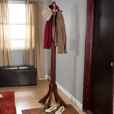 How To Build A Standing Coat Rack Diy Coat Rack Free Standing Idea Oo Tray Design Creative DIY 69