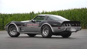 Corvette 1978 chevy corvette : 1978 Chevrolet Corvette Pace Car Edition | T227 | Indy 2015