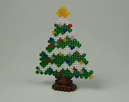 Perler Bead Christmas Tree Ornaments U2014 This Fine DayPerler Beads Christmas Tree