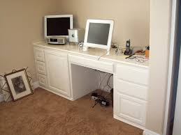 office desk cabinets. custom white home office desk cabinets