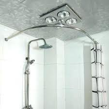 shower rods curved small curved shower rod put the right curved shower curtain rods in the