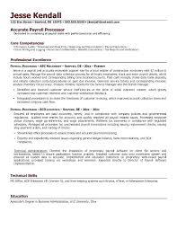 Payroll Accounting Job Description Payroll Accountant Resume Spacesheep Co