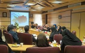 ماراتن دفاع از پایان نامه دانش آموختگان استان