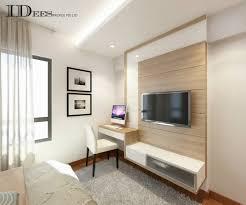 study hdb dbss parkland residences interior design singapore study furniture design e14 furniture