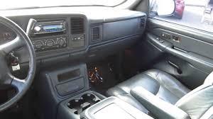 2002 Chevrolet Avalanche, Black - STOCK# B2163 - Interior - YouTube