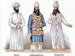 Ветхозаветное священство / Православие.Ru