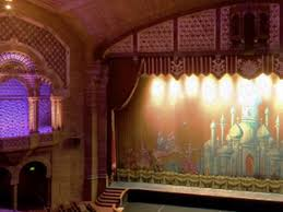 panoramific seating chart the fabulous fox theatre