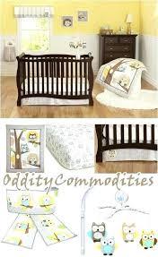 babies r us owl bedding crib