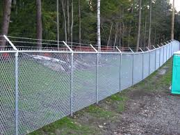 diy chain link fence medium size of to install chain link fence gate post installing posts