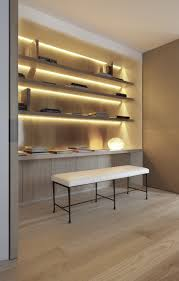 shelving example possible lighting
