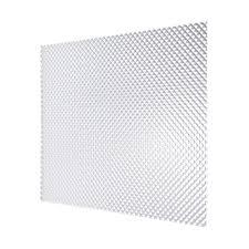 KSH 2 ft x 4 ft Acrylic Clear Premium Prismatic Lighting Panel