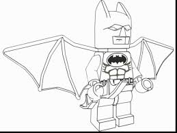 Small Picture Lego Batman Coloring Pages Games Periodic Tables