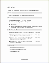 Resume List Of Skills Resume Skills List Examples New Good Skills to List Resume Resume 31