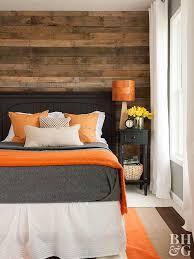 Hunters Orange + Weathered Wood + Gray