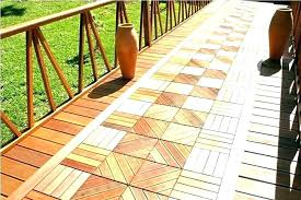 interlocking patio tiles deck outdoor rubber review awesome costco