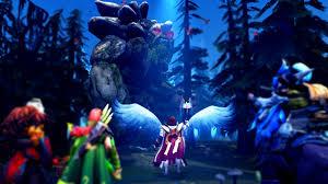 dota 2 tiny omniknight monsters warriors fantasy games