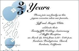 silver jubilee wedding anniversary invitation cards matter in hindi silver jubilee wedding sary invitation cards in