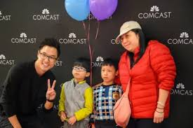Comcast's Meet & Greet with Wesley Chan of Wong Fu Productions - Mochi  Magazine