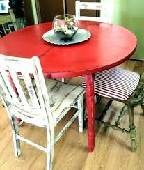 distressed round dining table wood rustic set round distressed wood kitchen tables