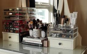 its been a while since i gave you a tour of my makeup collection not