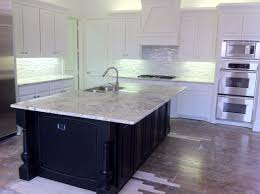Project Renovation Where Everyone Ends Up Carrara Marble Kitchen