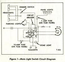 headlight trouble shooting 1960 63 light diagram 1964 66 light diagram