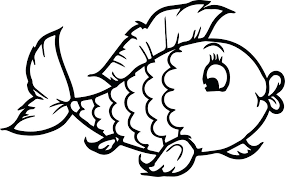 printable fish coloring pages amazing rainbow sheets
