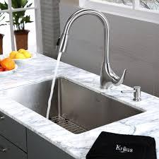 undermount stainless kitchen sink