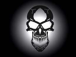 The Best Scary Skull Wallpaper