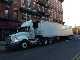 Size And Weight Restrictions For Trucks And Commercial Vehicles In