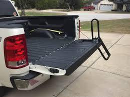 Convert-A-Ball Step Gate - Universal Truck Tailgate Step - 1 Step ...