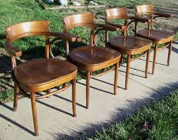 antique thonet chairs for sale. vintage thonet kohn mundus bentwood chairs 1922 matched set of 4 antique for sale n