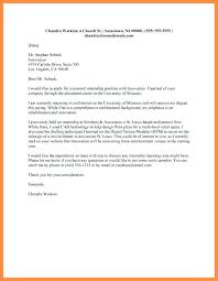 Psychology Internship Cover Letter Samples Psychology Internship Cover Letter Psychology Internship Application