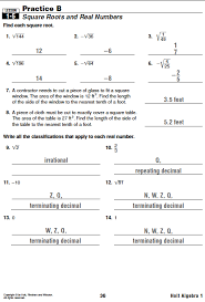 holt algebra 1 worksheets safarapps worksheets