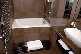 small bathroom decorating ideas with tub. Small Bathroom Design Ideas Bathrooms Home Tubs For Master Intended With. Contemporary House Design. Decorating With Tub S