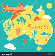 Image result for australia map