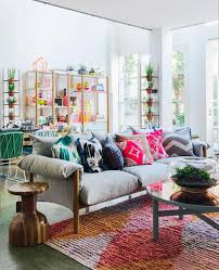 colorful living room. colorful living room design inspiration for your small apartment .