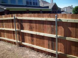 wood privacy fences. Treated Wood Privacy Fences In Austin \u0026 Leander, TX
