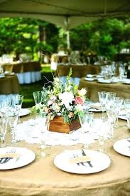 centerpieces for round tables brilliant wedding decoration ideas table crystal intended 8