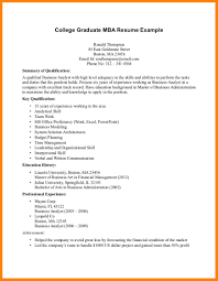 100 Example College Resumes Sample College Student Resume